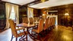 Baldon House Dining Room - StayCotswold