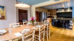 Baldon House Dining Area - StayCotswold