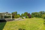 Large sundeck with a well established, enclosed (but not dog secure) garden