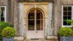 Baldon House Entrance - StayCotswold