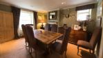 The Nook Dining Area - StayCotswold