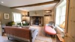 The Nook Lounge and Wood Burner - StayCotswold