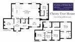 Cherry Tree - Floor Plan - StayCotswold