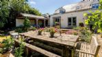 Cherry Tree House Outdoor Dining Area - StayCotswold
