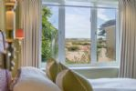 Marsh View boasts unspoilt views across Hazlewood Marsh