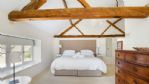 Upton Downs Farmhouse Double Bedroom - StayCotswold