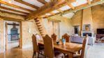 Marsh Farm Barn Dining Area - StayCotswold
