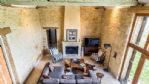 Marsh Farm Barn Aerial Lounge Area View - StayCotswold