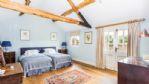 Marsh Farm Barn Twin Bedroom - StayCotswold