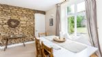 Orchard Cottage Dining Area - StayCotswold