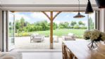 Apple Tree House Sliding Doors to Garden - StayCotswold