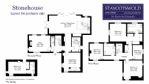 Apple Tree House Floor plan - StayCotswold