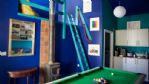 The Curved House Games Room - StayCotswold