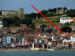 LOCATION OF COTTAGE on SCARBOROUGH'S SOUTH BAY -