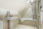 The Byre: En-suite bathroom