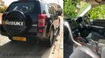 Free Suzuki 4x4 Car