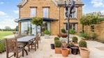 Old Meadow House Outdoor Dining Area - StayCotswold