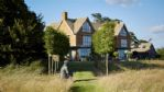 Old Meadow House Frontage and Gardens - StayCotswold