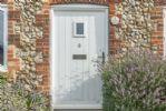 Exterior: Front door