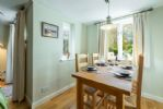 Ground floor: Open plan sitting/dining room