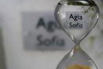 Time to go to Agia Sofia