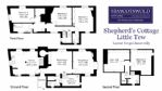 Shepherds Cottage - Floorplan - StayCotswold