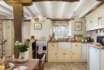 Ground floor: Open-plan kitchen