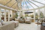 Ground floor: Large conservatory with plenty of light and space