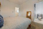 First floor: Master bedroom with an en-suite shower room
