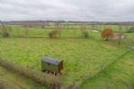 Rural views from the Shepherd's Hut
