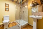 Ground floor: Shower room number one