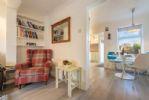 Ground floor: Open-plan dining kitchen /sitting room
