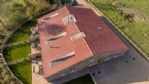 Meadow Barn Aerial View - StayCotswold