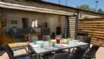 Orchard Barn Outdoor Dining Area - StayCotswold