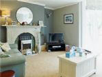 TV, DVD player, occasional tables and space for all guests to relax