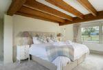 Ground floor: Master bedroom with super-king bed and en-suite bathroom