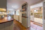 Ground floor: Porch and kitchen