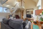 Ground Floor: Vaulted open plan living area