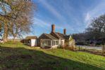 Summer Cottage: Side elevation