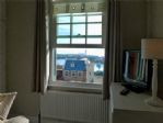 THIS BEDROOM  ALSO HAS FABULOUS VIEWS... a travel cot is available for this room.