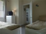 THE CHARMING TWIN BEDROOM is GREAT FOR THE KIDS WITH SHOWER ROOM ADJACENT