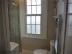 THE 2nd FLOOR SHOWER ROOM IS BEAUTIFULLY APPOINTED