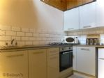YOU HAVE A SMART NEW KITCHEN WITH OVEN, HOB & UNDERCOUNTER FRIDGE /FREEZER