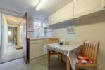 Ground floor: Kitchen with breakfast table and seating for two