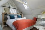 The Stables: First floor en-suite bedroom with super-king bed (can be converted to two singles on request)