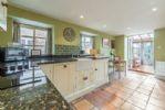Ground floor: Breakfast kitchen