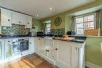 Ground floor: Kitchen area