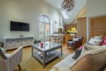 First floor: Open plan living space