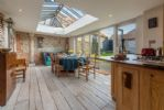 Ground floor: Dining area from the kitchen