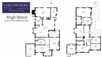 High Street Floor Plan - StayCotswold